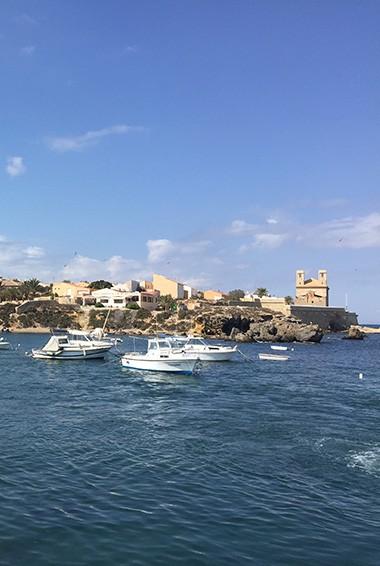 tabarca island highlight in alicante