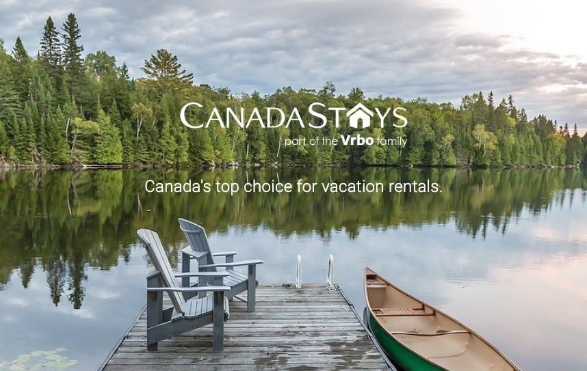 canadastays cottage search website for muskoka