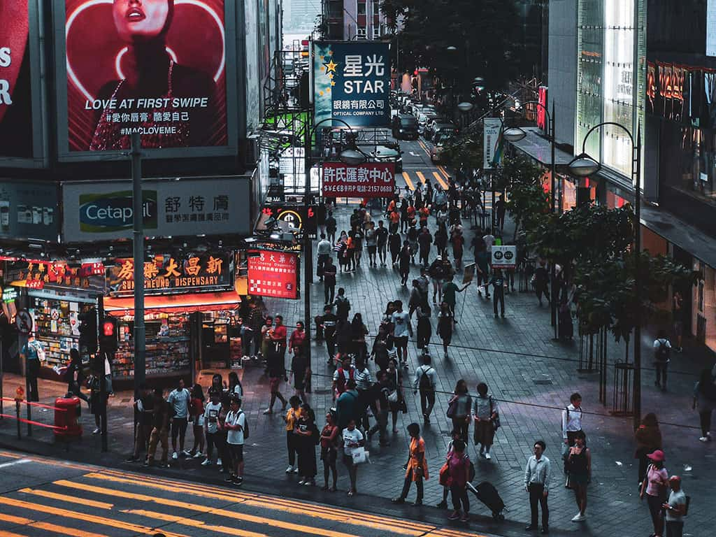 causeway bay is one of the best neighbourhoods to stay in hong kong
