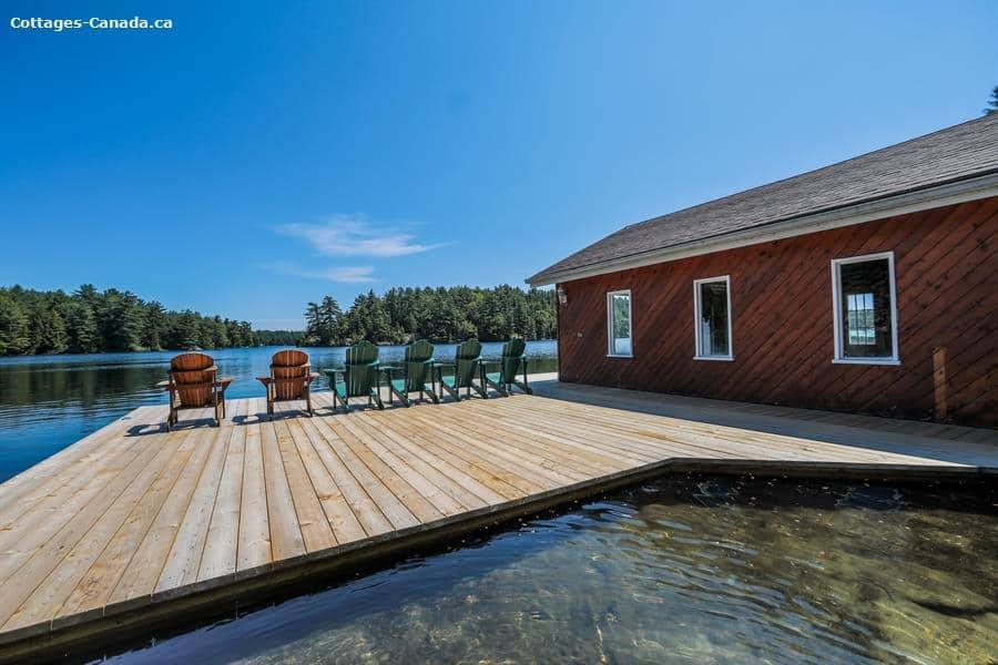 cottages canada rental in muskoka