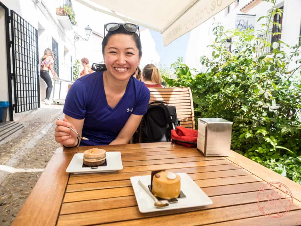 pasteleria de sabors dessert break in altea
