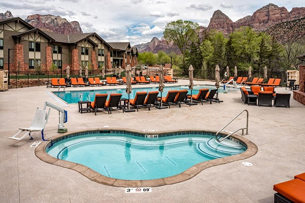 where to stay in zion national park springhill suites
