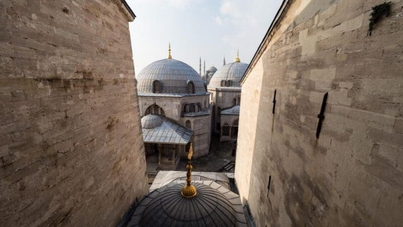 2 day istanbul itinerary featured