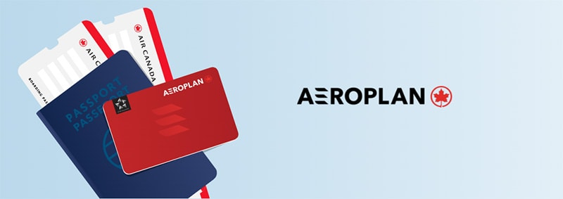 the new aeroplan changes to airline loyalty program with new logo card passport and tickets