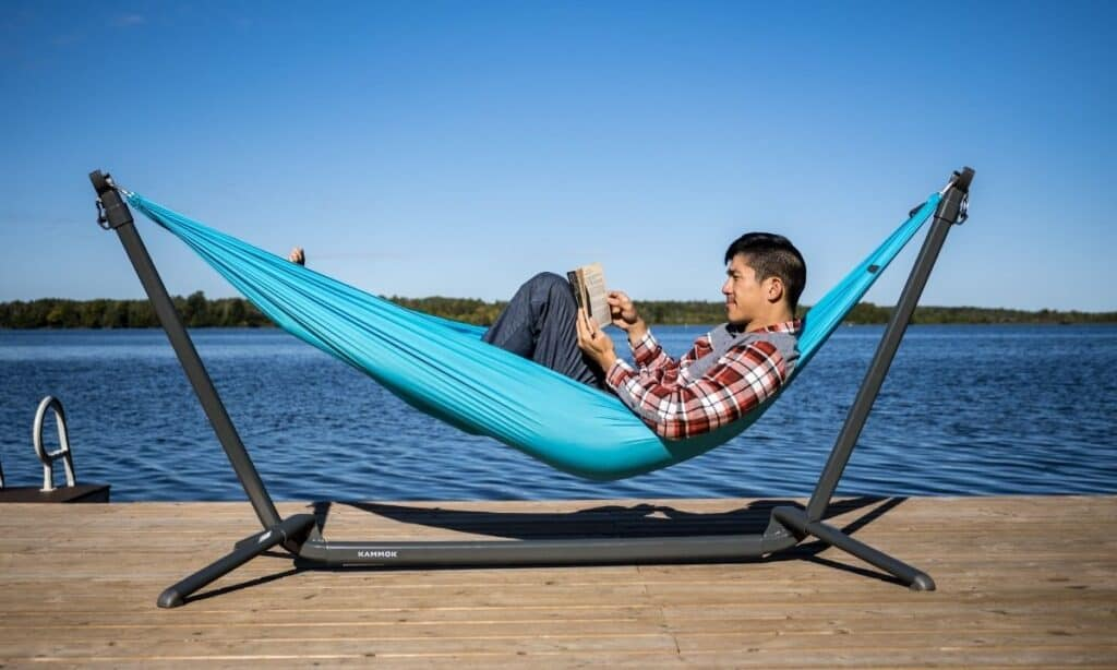 kammok swiftlet portable hammock stand review featured