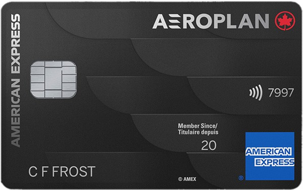 american express aeroplan reserve card for new airline loyalty program