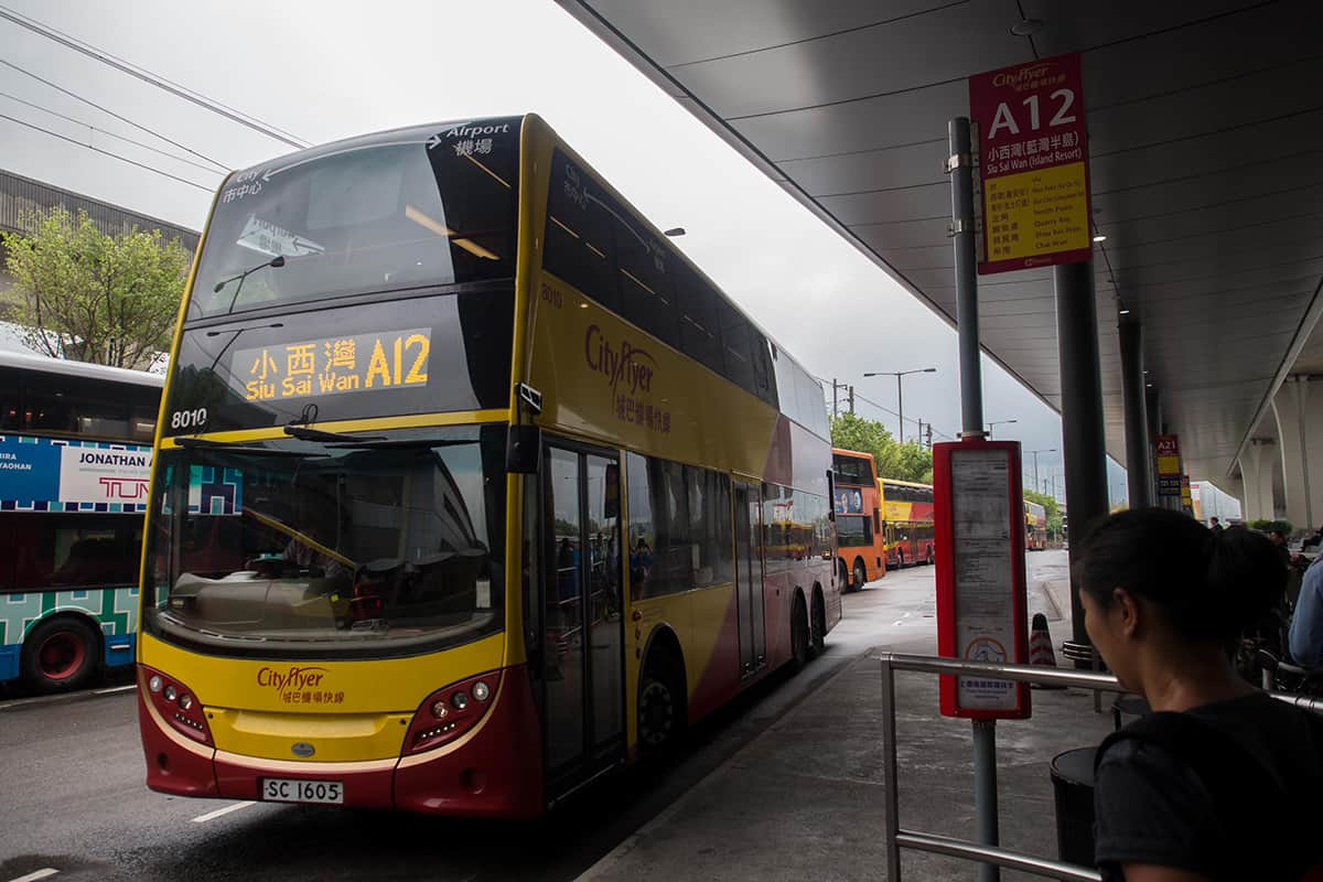 hong kong airport bus a12