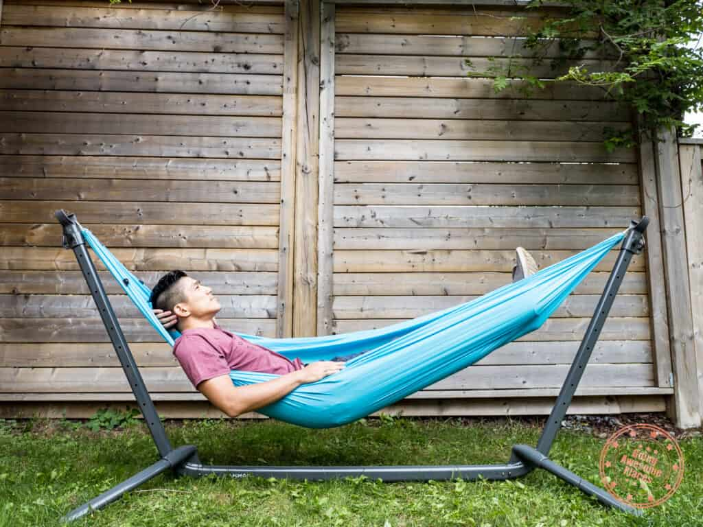 kamok swiftlet in lounge mode best portable hammock stand travel deals coupon