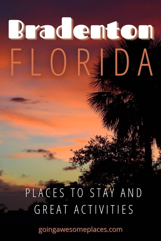 Things to Do in Bradenton FL