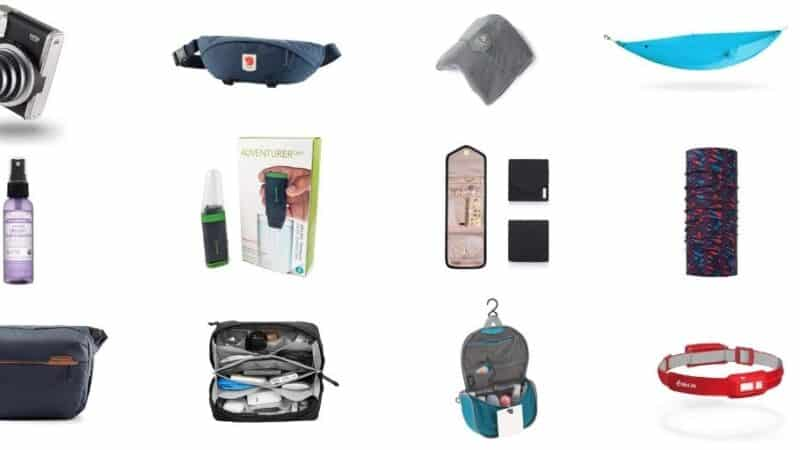 gifts for travel lovers featured