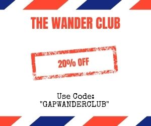 the wander club coupon code and promo code