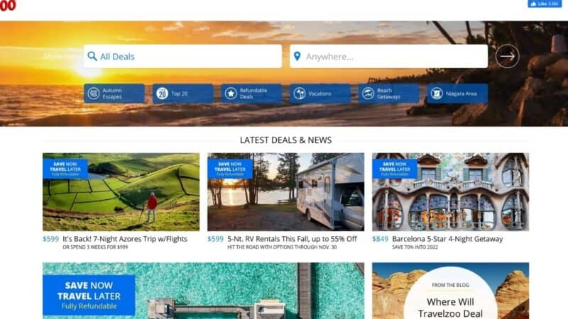 how does travelzoo work featured