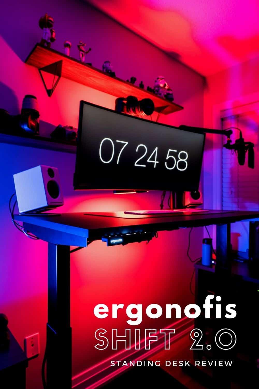 ergonofis Shift 2.0 Standing Desk Review