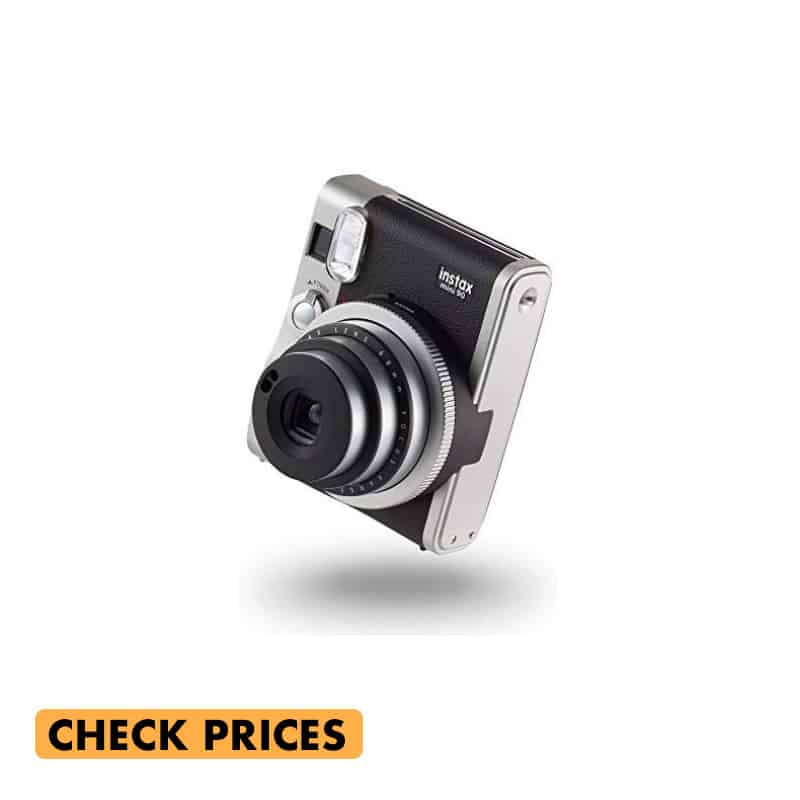 fujifilm instax mini 90 camera for travellers