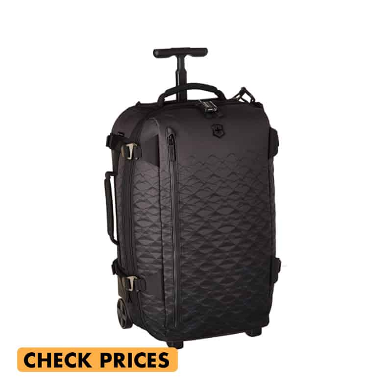 victorinox vx touring 2 in 1 backpack and suitcase