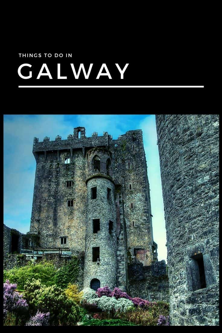 Planning a trip to Ireland? Here are the best things to do in Galway including where to stay, activities to try, travel tips you need to know about, and more! #ireland #galway #tourismireland