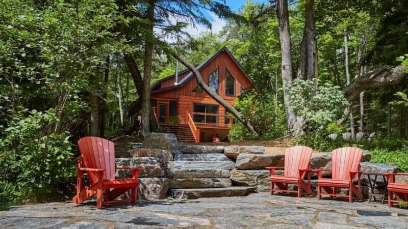 airbnb muskoka cottages featured
