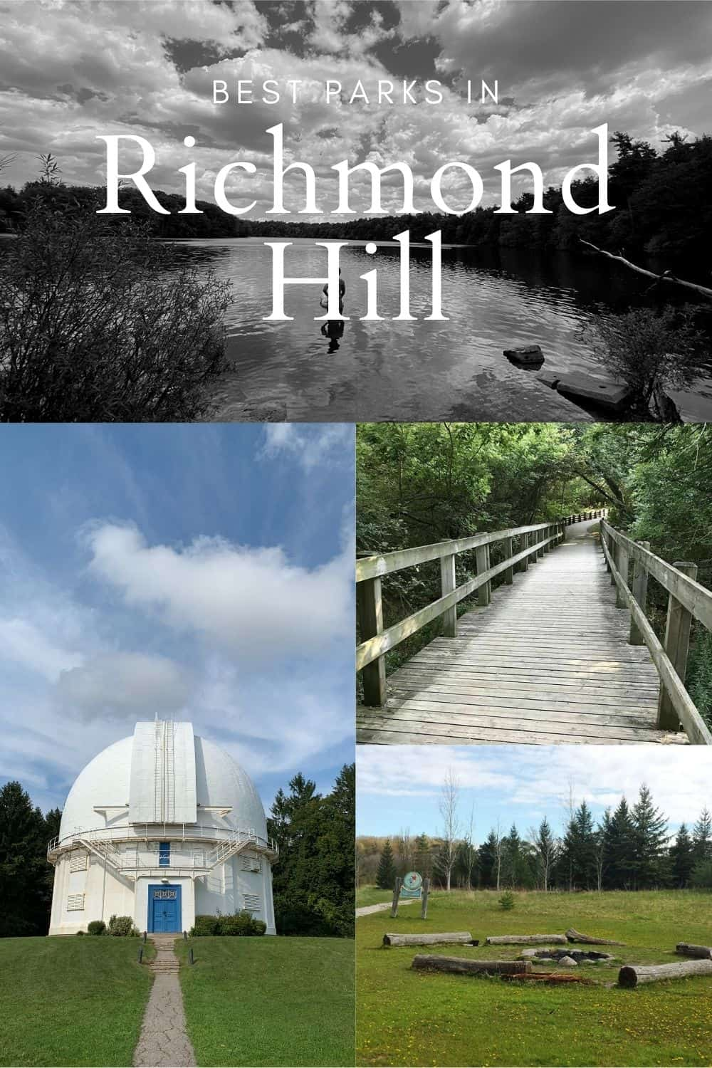 9 Best Parks in Richmond Hill Ontario For Easy Walks and Hikes