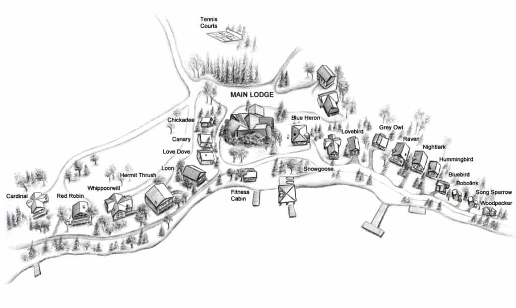 cedar grove lodge property map