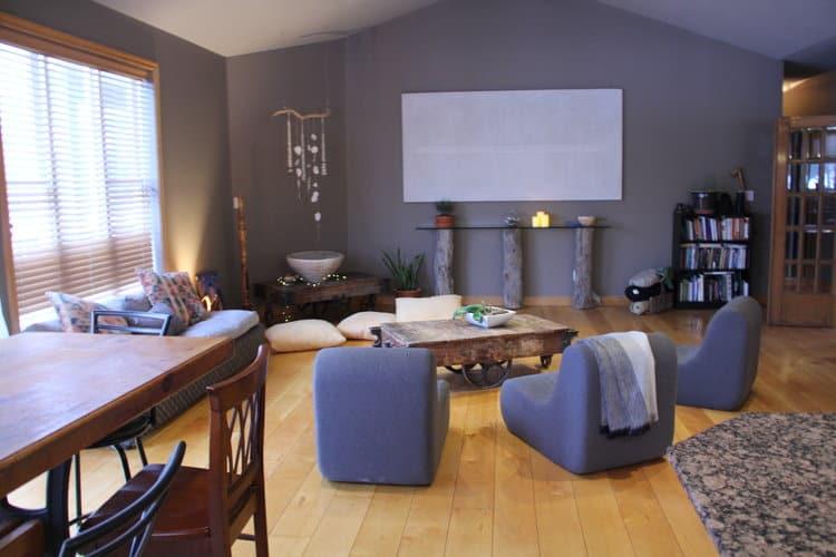 cedar healing retreat muskoka cottage for rent
