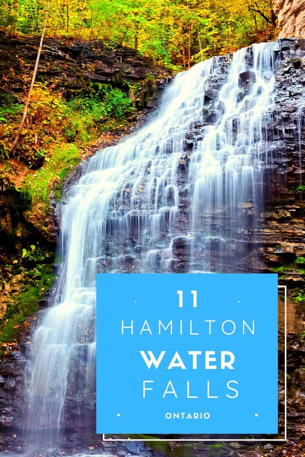 Guide to 11 of the Best Waterfalls of Hamilton