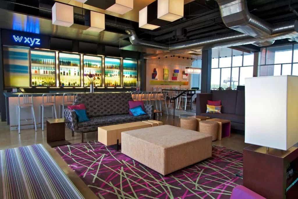 aloft tulsa bar interior category 1 hotel