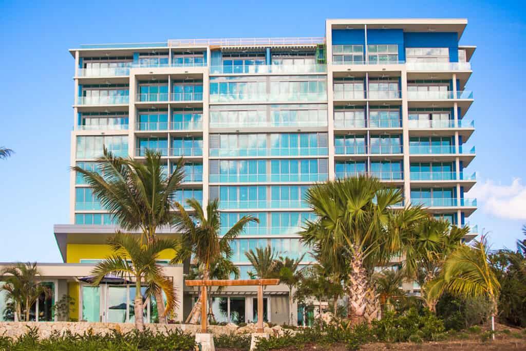 kimpton seafire resort and spa in the cayman islands
