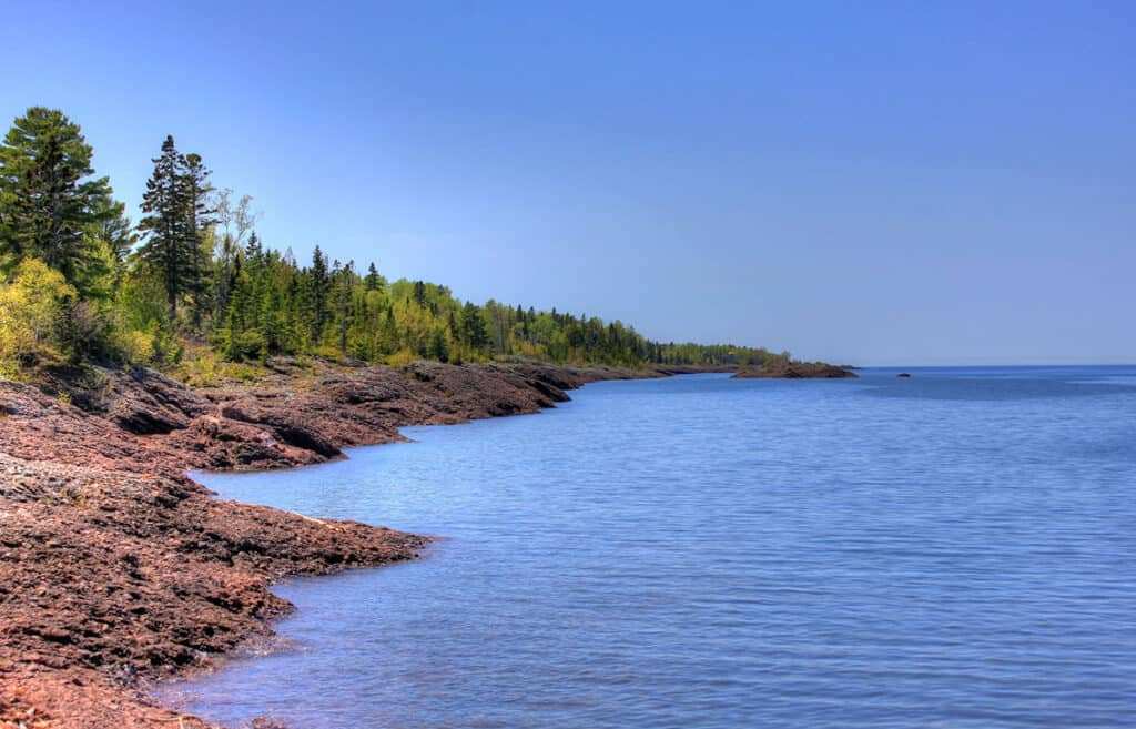 upper peninsula of michigan is a great place for rv travel in the us