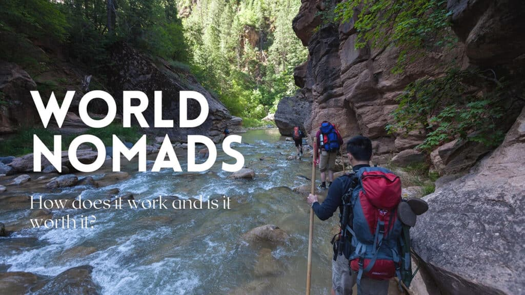 review of world nomad travel insurance with details on how does it work and is it worth it
