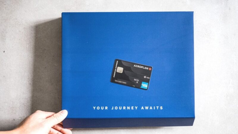 american express aeroplan cards comparison featured