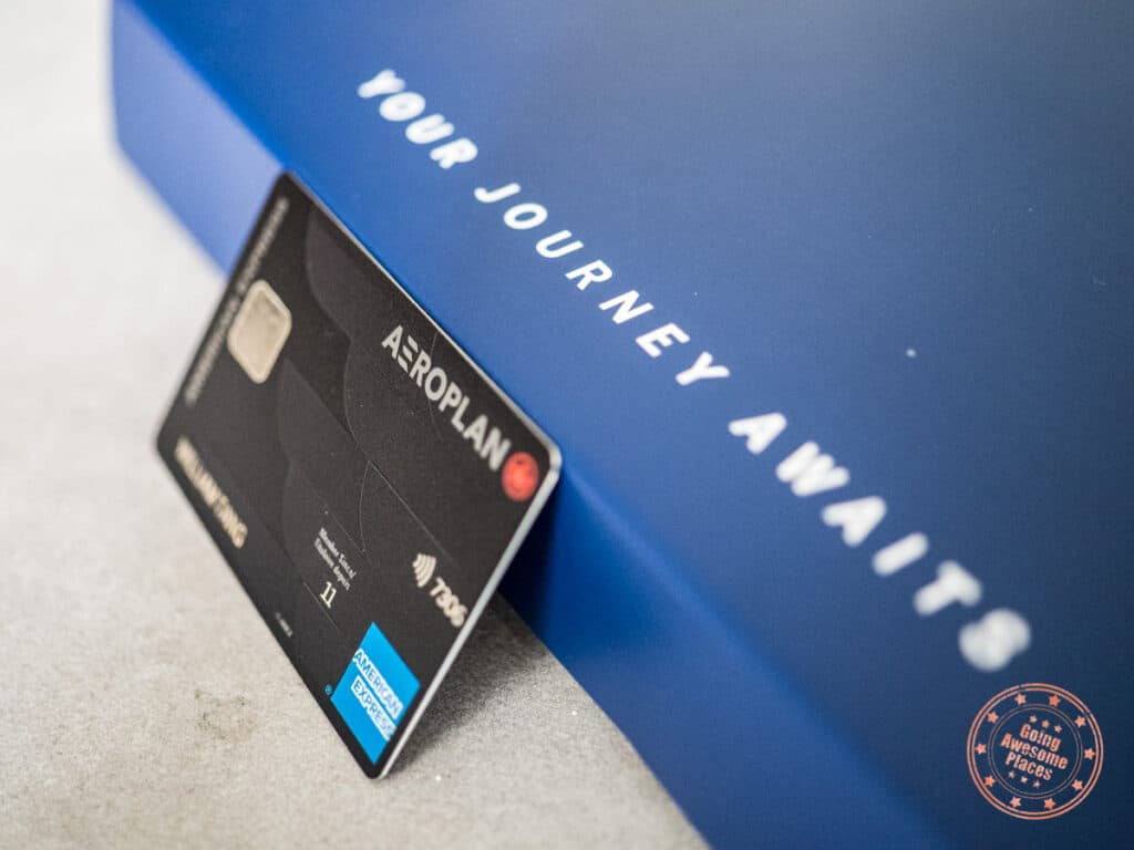 american express aeroplan reserve card is one of the best credit cards for canadians