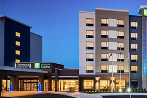 holiday inn express suites niagara on the lake hotel