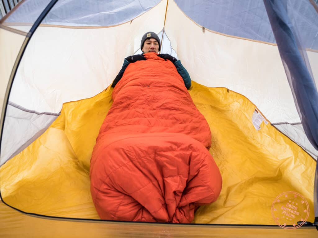 kammok firebelly quilt vs sleeping bag