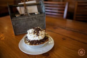 leoda's kitchen and pie shop chocolate mac nut pie