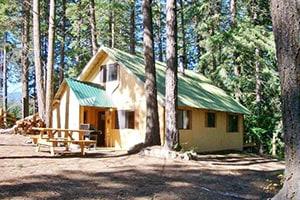 alpine thyme cabin rental in leavenworth