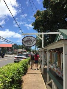 exploring makawao town in maui