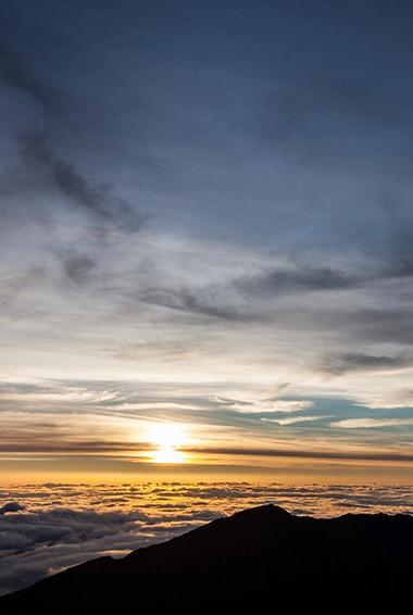 haleakala sunrise maui itinerary highlight