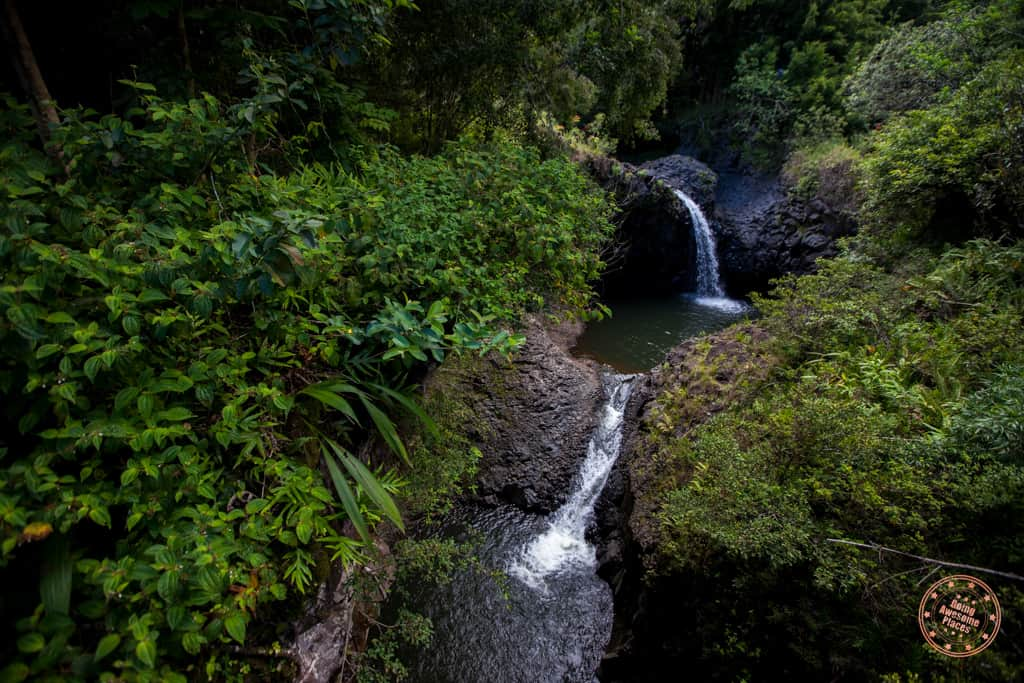 oheo gulch or the seven sacred pools near pipiwai trail in things to do in maui