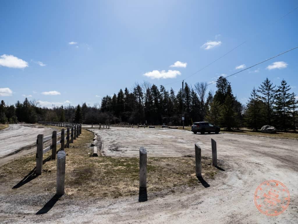 phyllis rawlinson park parking lot
