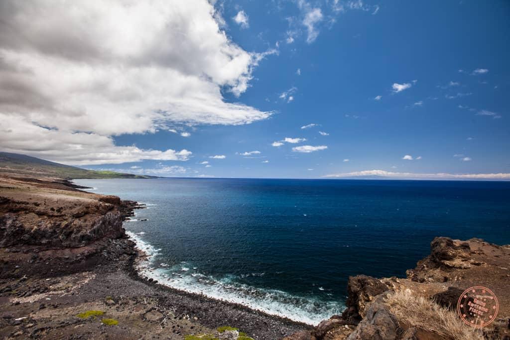 southern hana road coastline in maui 5 day itinerary