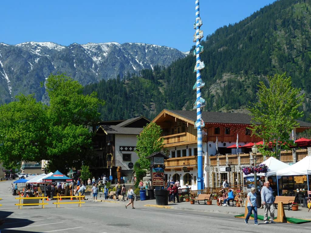 best things to do in leavenworth washington and the cute bavarian village