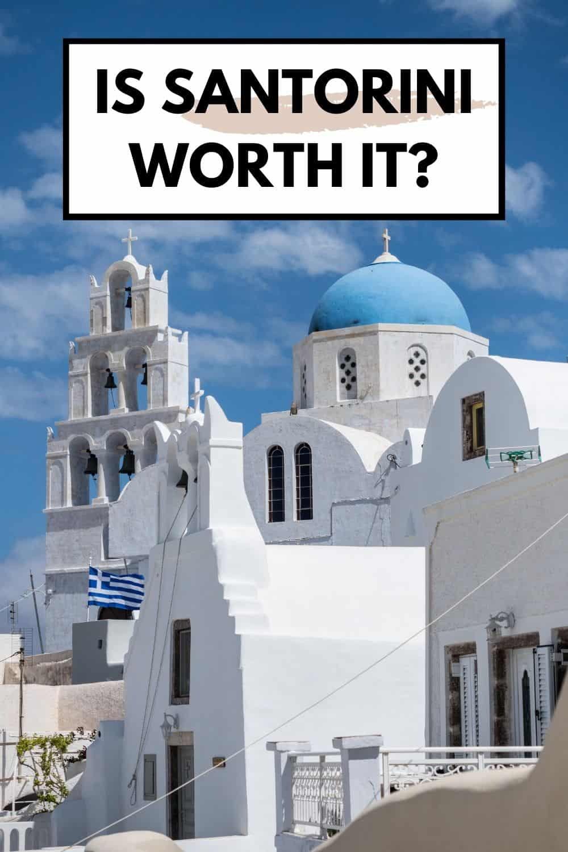 Is Santorini Worth It? - Honest Thoughts