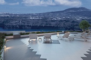 acrothea suites and villas in akrotiri area to stay in santorini