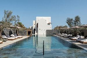 istoria design hotel in perivolos