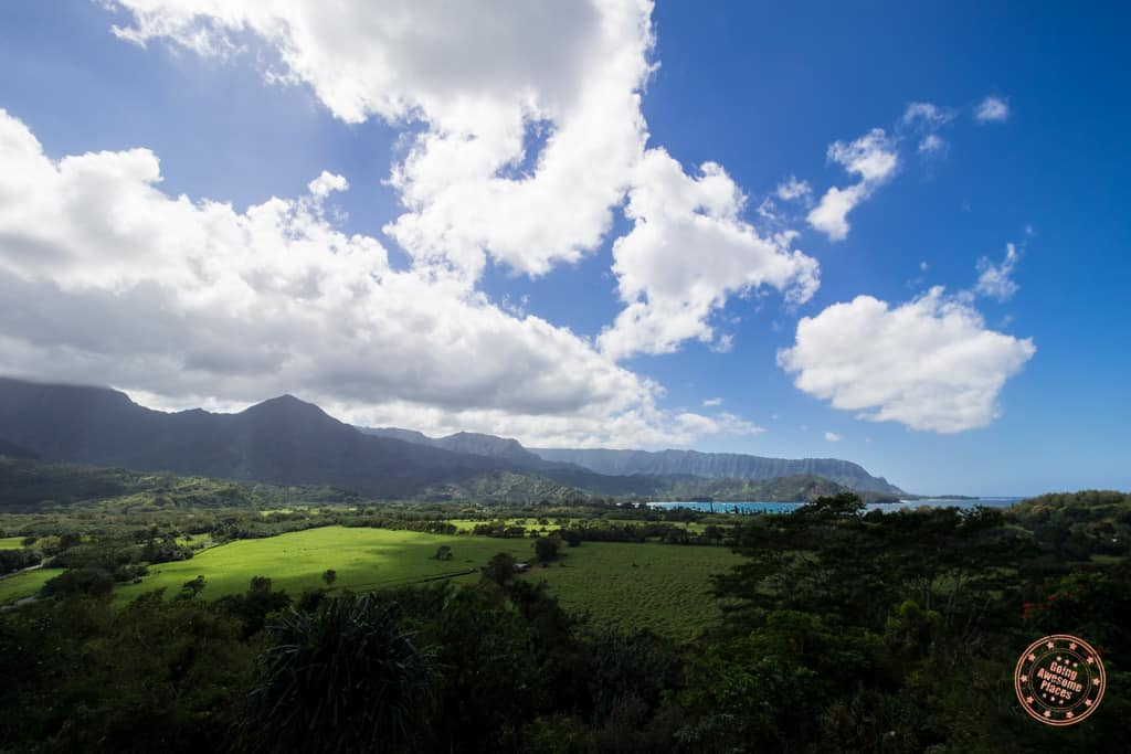 best place to stay in kauai is the north shore with emerald island view