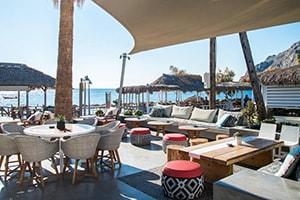 makris beach hotel where to stay in kamari