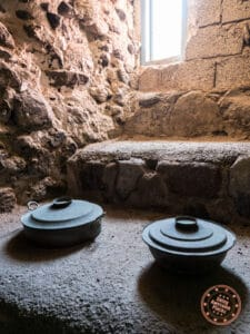 megalachori traditional underground cave