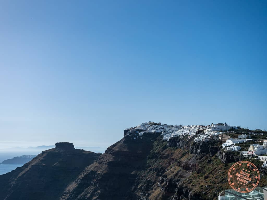 view of firostefani