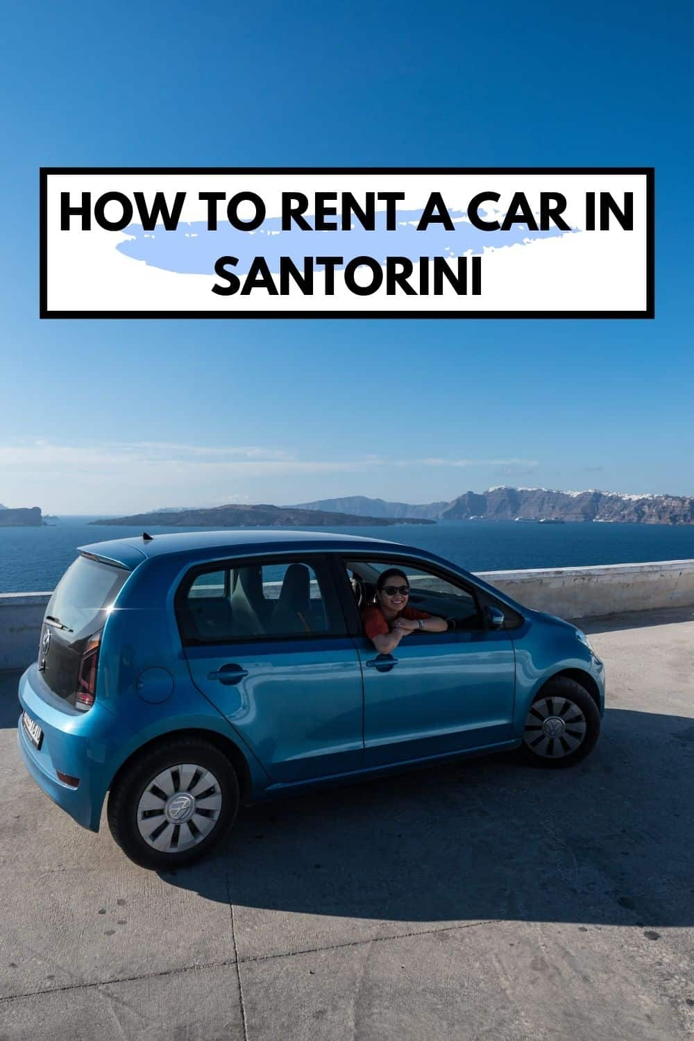 Where and How To Rent a Car in Santorini - Insider Tips