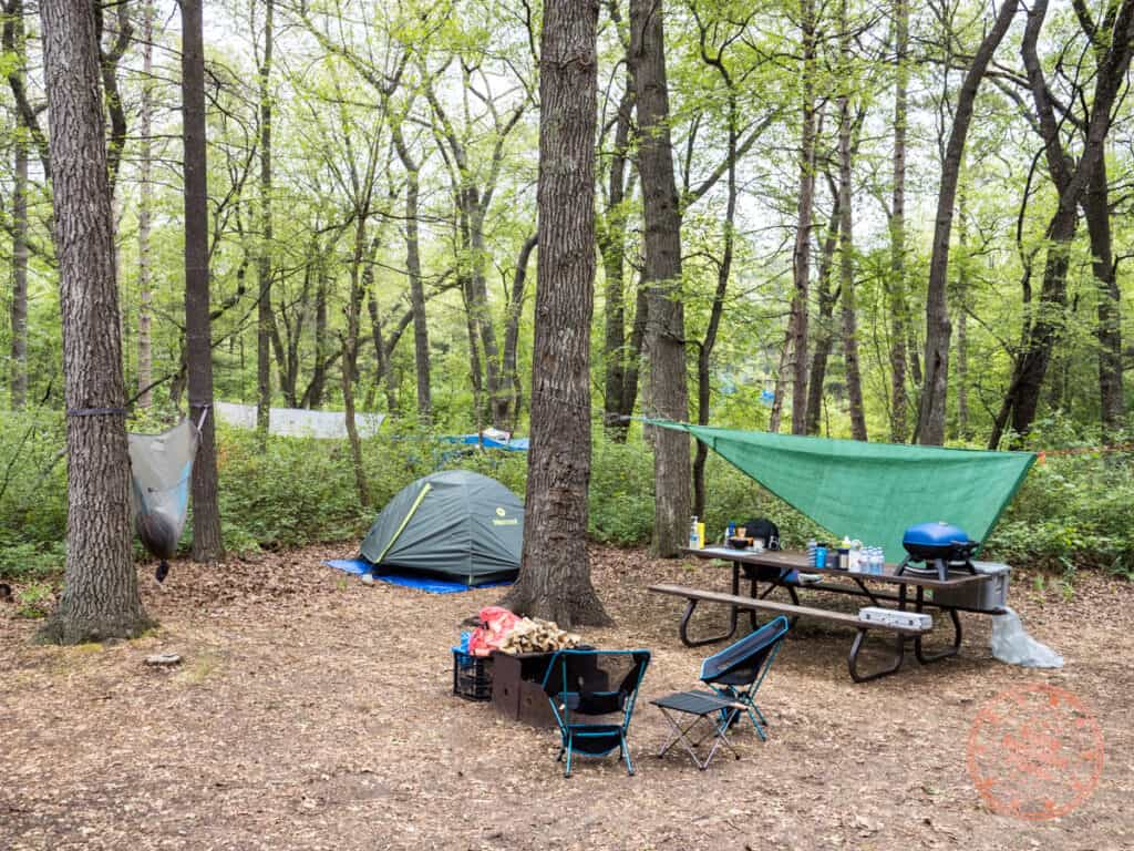 camping must haves packing list and what to bring